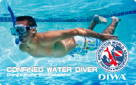 Confined Water Diver