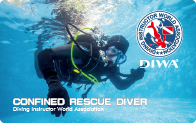 Confined Rescue Diver