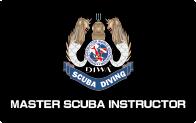 Master Scuba Instructor