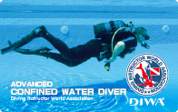 Adv. Confined Water Diver