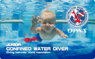 Junior Confined Water Diver